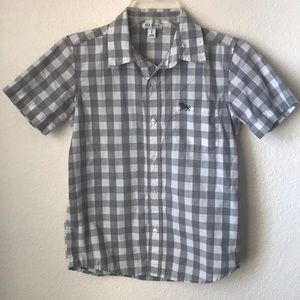 Old Navy Button Up Short Sleeved Top